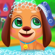 Puppy care guide games for girls  12.0 APK MOD