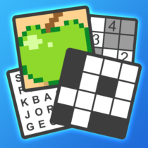 Puzzle Page Crossword, Sudoku, Picross and more  3.9 APK MOD