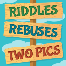 Riddles, Rebus Puzzles and Two Pics 1.7.1 APK MOD