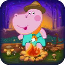 Scout adventures. Camping for kids 1.0.9 APK MOD