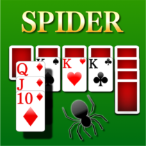 Spider Solitaire [card game] 6.7 APK MOD