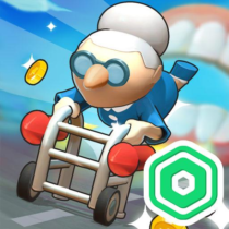 Strong Granny – Win Robux for Roblox platform 3.1 APK MOD