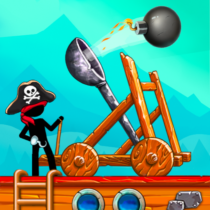 The Catapult: Castle Clash with Awesome Pirates 1.3.0 APK MOD