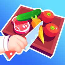 The Cook 3D Cooking Game  1.1.18 APK MOD