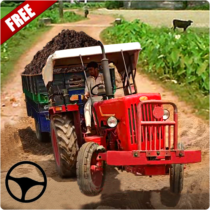 Tractor Trolley: Offroad Driving Tractor Trolley 1.6 APK MOD