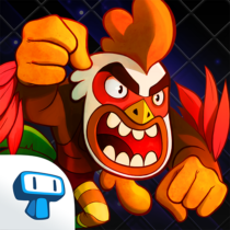 UFB Lucha Libre Ultimate Mexican Fighting  1.0.8 APK MOD
