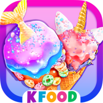 Cooking Games – Unicorn Chef Mermaid for Girls  2.9 APK MOD