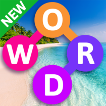 Word Beach: Fun Relaxing Word Search Puzzle Games  2.01.17 APK MOD