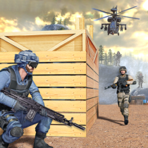new action games  : fps shooting games 3.0 APK MOD