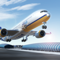 Airline Commander – A real flight experience 1.3.8 APK MOD