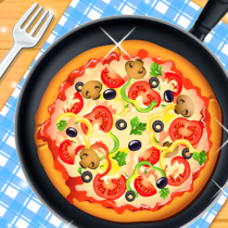 Cooking Pizza Maker Kitchen Food Cooking Games 0.12 APK MOD