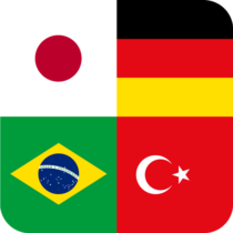 Country Flags and Capital Cities Quiz  1.0.32 APK MOD