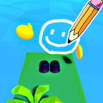 Idle Draw Earth Calm Games on the Sea Water  0.6.1 APK MOD