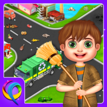 My City Cleaning Waste Recycle Management  1.0.3 APK MOD