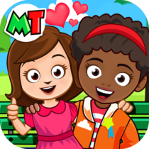 My Town : Best Friends' House games for kids  1.06 APK MOD