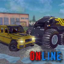 Offroad Simulator Online: 8×8 & 4×4 off road rally  3.94 APK MOD