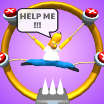 Save the Dude! – Rope Puzzle Game  1.0.85 APK MOD
