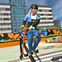 Scooter FE3D 2 Freestyle Extreme 3D  1.30 APK MOD