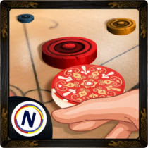 Carrom Clash  Realtime Multiplayer Free Board Game 1.36 APK MOD