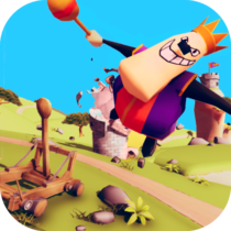 Catapult Shooter 3D💥: Revenge of the Angry King👑 1.0.19 APK MOD