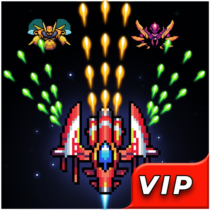 Galaxy Shooter : Falcon Squad Premium Varies with device APK MOD