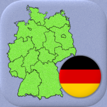 German States – Flags, Capitals and Map of Germany 3.1.0 APK MOD