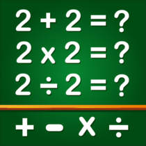 Math Games, Learn Add, Subtract, Multiply & Divide  9.9 APK MOD