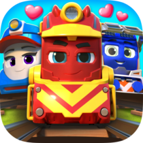 Mighty Express Play & Learn with Train Friends  Mighty Express Play & Learn with Train Friends   APK MOD