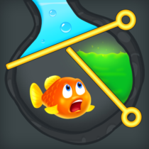 Save the Fish – Pull the Pin Game  11.8 APK MOD