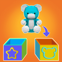 Toy sort 3D: How to be a dutiful kid? 1.0.0012 APK MOD