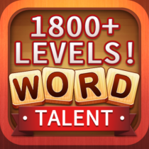 Word Talent Puzzle: Word Connect Classic Word Game  2.6.9 APK MOD