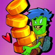 Coin Scout Idle Clicker Game  1.07 APK MOD