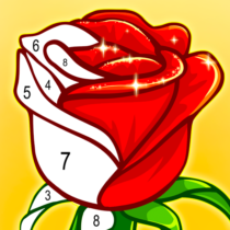 ColorPlanet® Paint by Number, Free Puzzle Games  1.1.11 APK MOD
