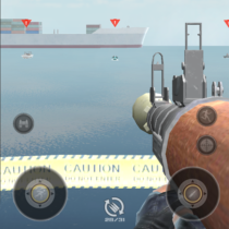 Defense Ops on the Ocean: Fighting Pirates  2.0 APK MOD