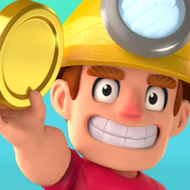 Digger To Riches: Idle mining game 1.9.2 APK MOD