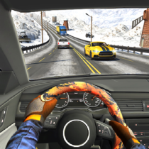 Free Highway Car Driving Game: New Cars Games 2021  1.1 APK MOD