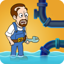 Home Pipe: Water Puzzle  3.0 APK MOD