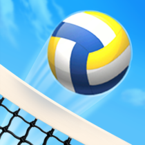 Volley Clash Free online sports game  1.1.0 APK MOD