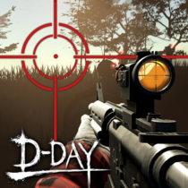 Zombie Shooting Game: Zombie Hunter D-Day  1.0.823 APK MOD