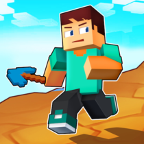 Craft Runner Miner Rush: Building and Crafting  0.0.19 APK MOD