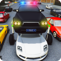 Elevated Car Racing Speed Driving Parking Game 0.1 APK MOD