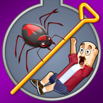 Freeze the Spider – Pull the Pin Game 8.7 APK MOD