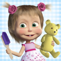 Masha and the Bear: House Cleaning Games for Girls 2.0.0 APK MOD