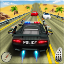Police Highway Chase Racing Games – Free Car Games 1.3.5 APK MOD