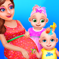 Pregnant Mommy And Twin Baby Care 0.8 APK MOD
