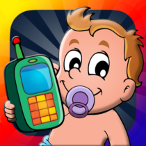 Baby Phone Game for Kids Free – Cute Animals 25.1 APK MOD