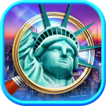 Hidden Objects New York City Puzzle Object Game 2.6 APK MOD