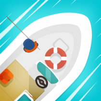 Hooked Inc: Fisher Tycoon 2.17.5 APK MOD