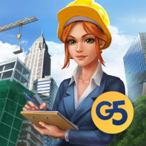 Mayor Match: Town Building Tycoon & Match-3 Puzzle 1.1.102 APK MOD