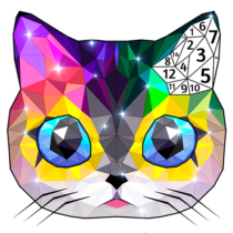 Polyart Coloring by Numbers 3.1 APK MOD